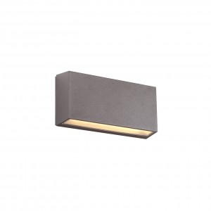 FRATER LONG UP&DOWN  MATTE BROWN 2x 10W